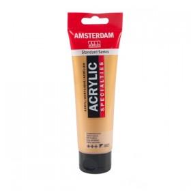 Talens Amsterdam Akrilik Boya 120 ml. 803 Deep Gold (Metalik)