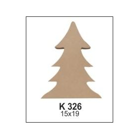18mm Çam Ağacı Aşap Obje