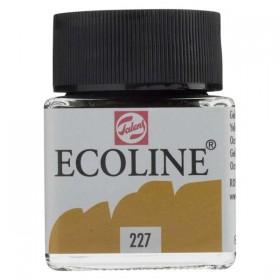 Talens Ecoline 227 Yellow Sıvı Suluboya 30 ml