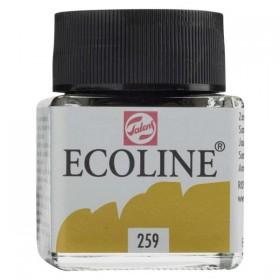 Talens Ecoline 259 Sand Yellow Sıvı Suluboya 30 ml