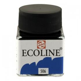 Talens Ecoline 506 Ultramarine Deep Sıvı Suluboya 30 ml