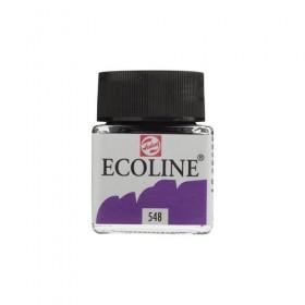 Talens Ecoline 548 Blue Violet Sıvı Suluboya 30 ml
