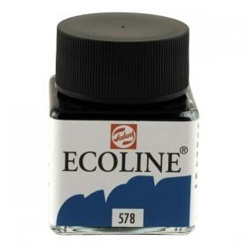 Talens Ecoline 578 Sky Blue Cyan Sıvı Suluboya 30 ml