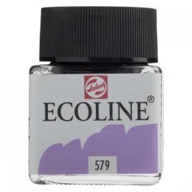 Talens Ecoline 579 Pastel Violet Sıvı Suluboya 30 ml