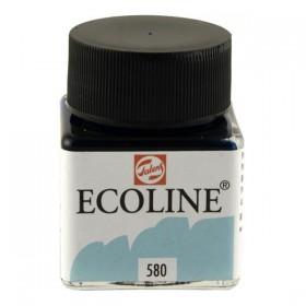 Talens Ecoline 580 Pastel Blue Sıvı Suluboya 30 ml