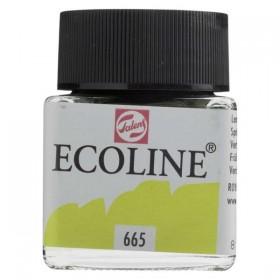 Talens Ecoline 665 Spring Green Sıvı Suluboya 30 ml