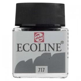 Talens Ecoline 717 Cold Grey Sıvı Suluboya 30 ml