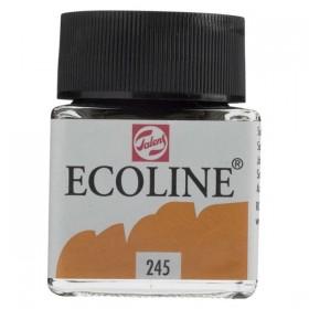 Talens Ecoline 245 Saffron Yellow Sıvı Suluboya 30 ml