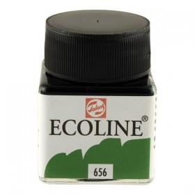 Talens Ecoline 656 Forest Green Sıvı Suluboya 30 ml