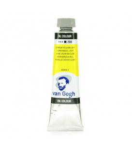 Talens Van Gogh Yağlı Boya 40 ml. 208 Cadmium Yellow Light