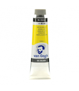 Talens Van Gogh Yağlı Boya 40 ml. 268 Azo Yellow Light