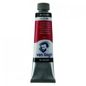 Talens Van Gogh Yağlı Boya 40 ml. 326 Alizarin Crimson