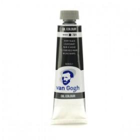 Talens Van Gogh Yağlı Boya 40 ml. 701 Ivory Black