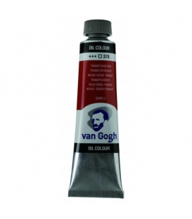 Talens Van Gogh Yağlı Boya 40 ml. 378 Transparent Oxide Red