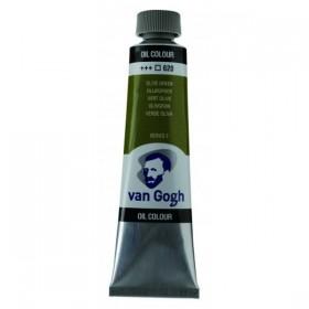 Talens Van Gogh Yağlı Boya 40 ml. 620 Olive Green