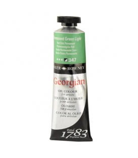 Daler Rowney Georgian Yağlı Boya 347 Permanent Light Green
