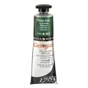 Daler Rowney Georgian Yağlı Boya 361 Phthalo Green