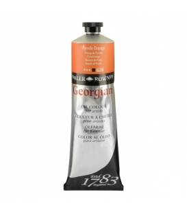 Daler Rowney Georgian Yağlı Boya 628 Chrome Orange Deep Hue