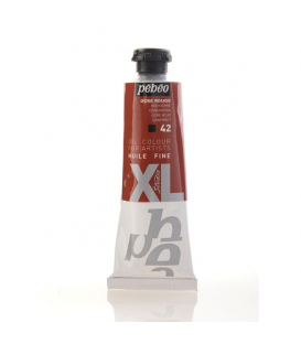 Pebeo 42 Red Ochre Huile Fine XL Studio 37 ml