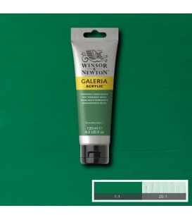 Winsor & Newton Galeria Akrilik Boya 120 ml. 484 Permanent Green Medium