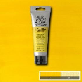 Winsor & Newton Galeria Akrilik Boya 120 ml. 115 Cadmium Yellow Deep Hue