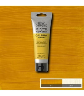 Winsor & Newton Galeria Akrilik Boya 120 ml. 653 Transparent Yellow