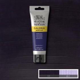 Winsor & Newton Galeria Akrilik Boya 120 ml. 728 Winsor Violet