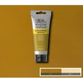 Winsor & Newton Galeria Akrilik Boya 120 ml. 744 Yellow Ochre