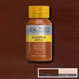 Winsor & Newton Galeria Akrilik Boya 500 ml. 074 Burnt Sienna