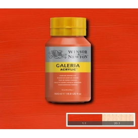 Winsor & Newton Galeria Akrilik Boya 090 Cadmium Orange Hue