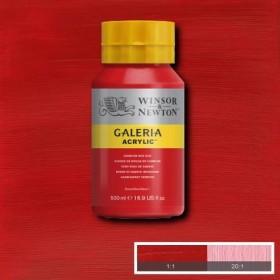 Winsor & Newton Galeria Akrilik Boya 095 Cadmium Red Hue