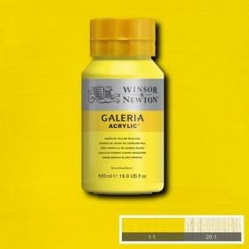 Winsor & Newton Galeria Akrilik Boya 114 Cadmium Yellow Pale Hue