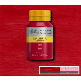 Winsor & Newton Galeria Akrilik Boya 203 Crimson