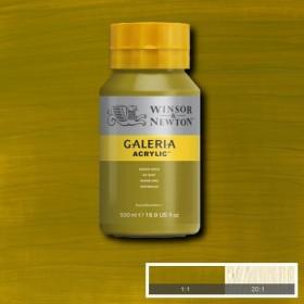 Winsor&Newton Galeria Akrilik Boya 500ml. 294 Green Gold