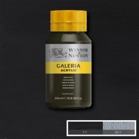 Winsor&Newton Galeria Akrilik Boya 500ml. 386 Mars Black