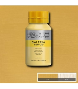 Winsor&Newton Galeria Akrilik Boya 500ml. 422 Naples Yellow