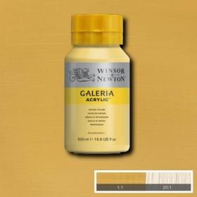 Winsor & Newton Galeria Akrilik Boya 422 Naples Yellow