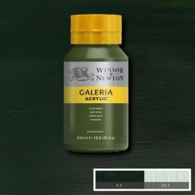 Winsor&Newton Galeria Akrilik Boya 500ml. 447 Olive Green