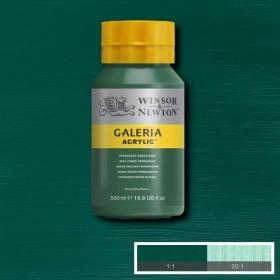 Winsor&Newton Galeria Akrilik Boya 500ml.  482 Permanent Green Deep