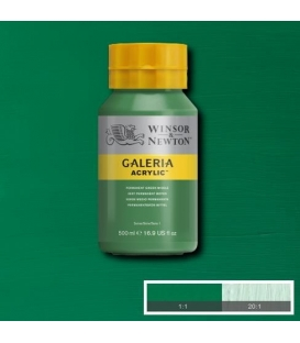 Winsor&Newton Galeria Akrilik Boya 500ml.  484 Permanent Green Medium