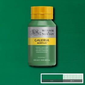 Winsor & Newton Galeria Akrilik Boya 484 Permanent Green Medium