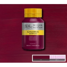 Winsor&Newton Galeria Akrilik Boya 500ml. 488 Permanent Magenta