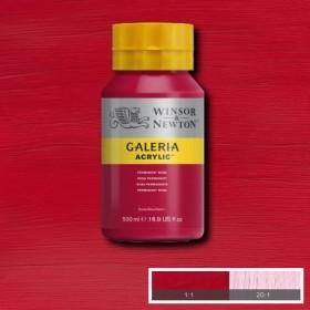 Winsor&Newton Galeria Akrilik Boya 500ml. 502 Permanent Rose