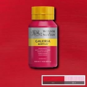 Winsor&Newton Galeria Akrilik Boya 500ml.  533 Process Magenta