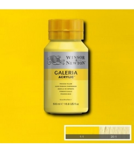 Winsor&Newton Galeria Akrilik Boya 500ml. 537 Process Yellow