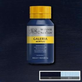 Winsor&Newton Galeria Akrilik Boya 500ml. 541 Prussian Blue Hue