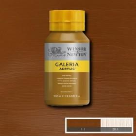 Winsor&Newton Galeria Akrilik Boya 500ml. 552 Raw Sienna