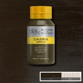 Winsor&Newton Galeria Akrilik Boya 500ml. 554 Raw Umber
