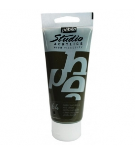 Pebeo Studio Akrilik Boya 100ml. 64 Raw Umber