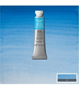 137 Cerulean Blue Winsor & Newton Artists Sulu Boya 5 ml
